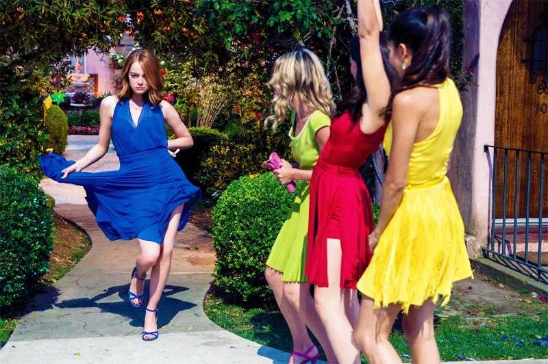 "13 - Why ""La La Land"" may dazzle at the Oscars this year?"